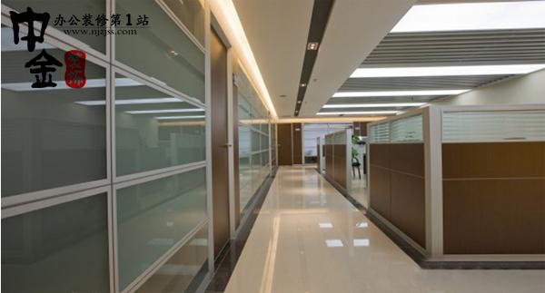 700平米写字楼装修案例